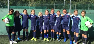 Year 6 Girls' Football Fixture